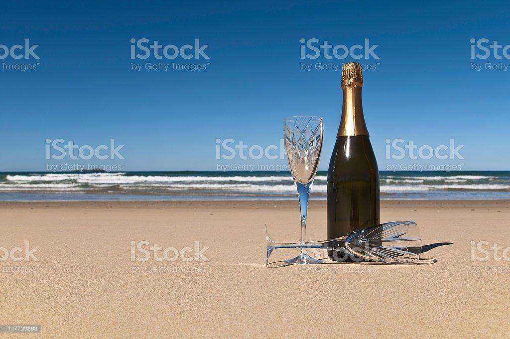 Many reasons to celebrate. royalty-free stock photo