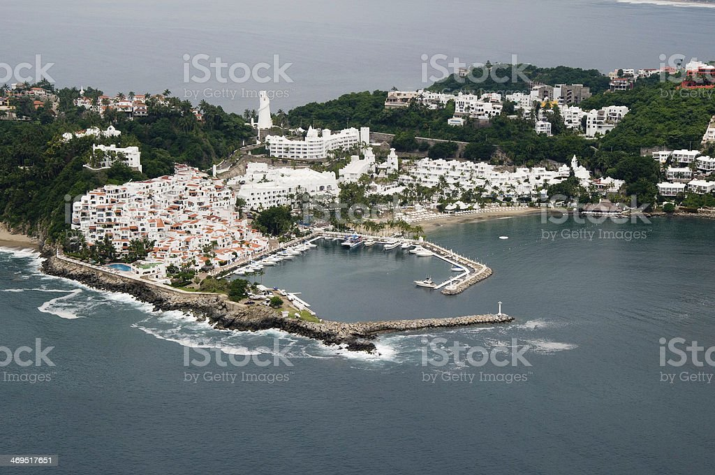 Manzanillo, Colima, Mexico stock photo