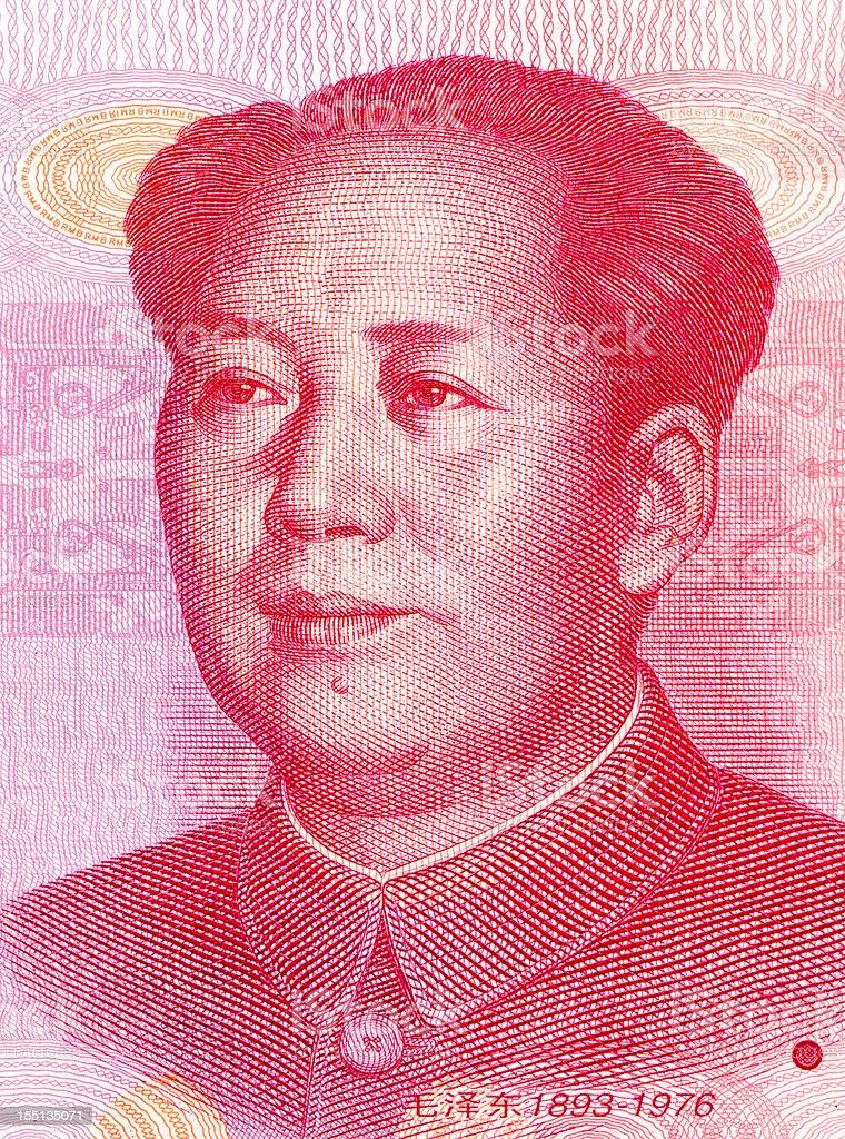 Mao tse-tung (XXXL) royalty-free stock photo