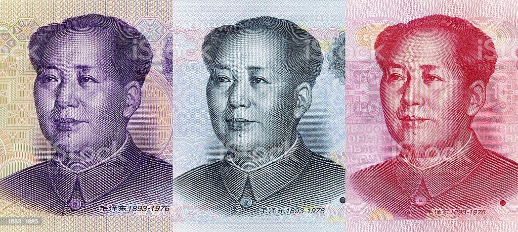 Mao tse-tung (XXXL) stock photo