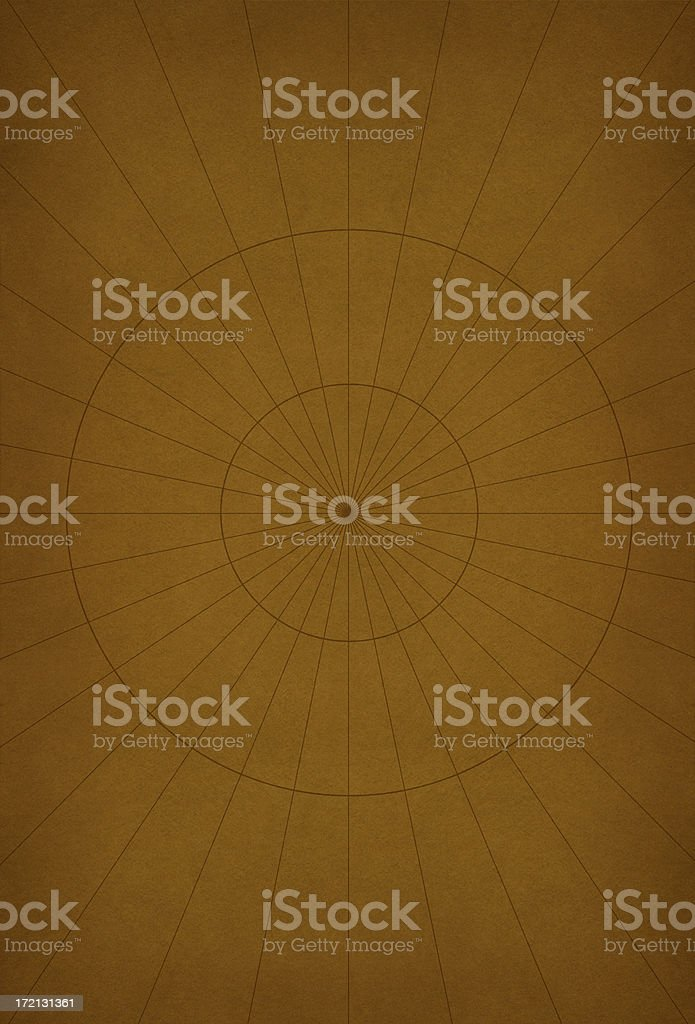 Map Paper 2 royalty-free stock photo