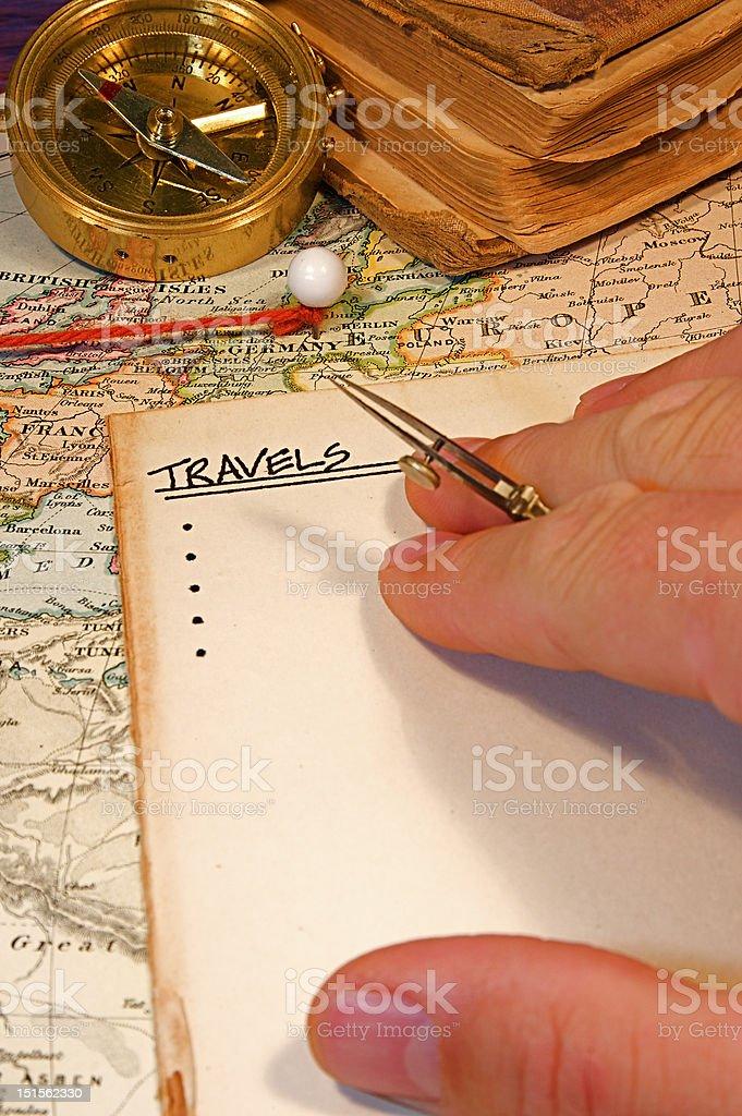 Map Pin royalty-free stock photo