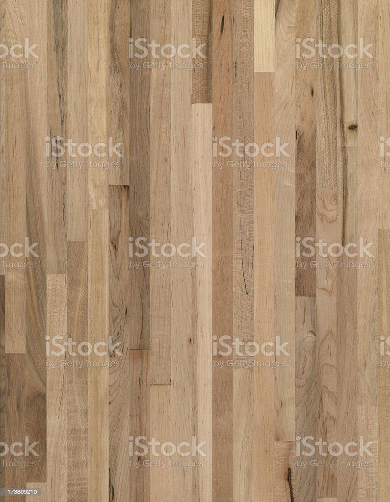 Maple Butcher Block background stock photo