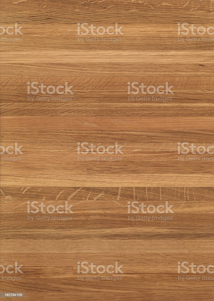 Maple Butcher Block background royalty-free stock photo