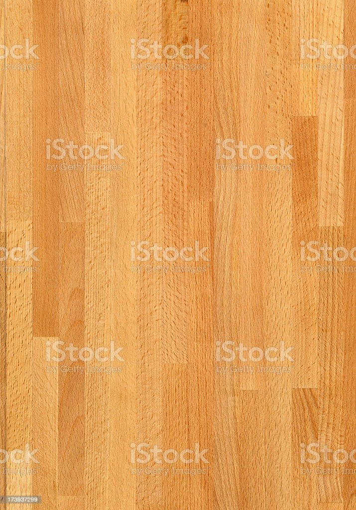 Maple oak butcher block background royalty-free stock photo