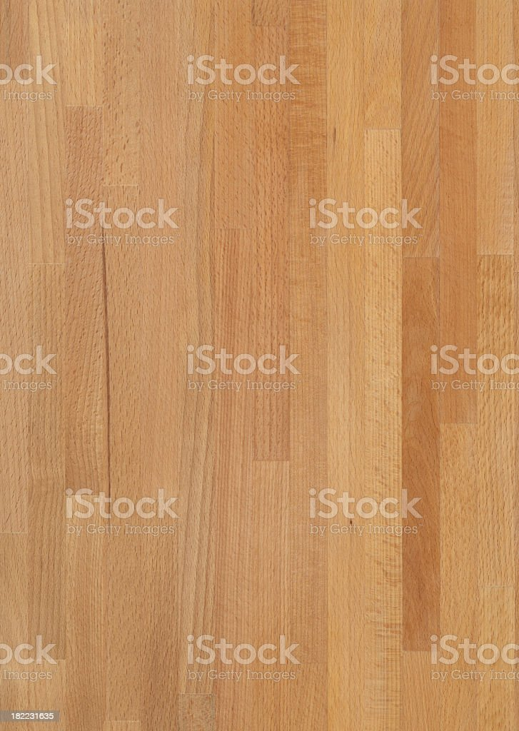 Maple oak Butcher Block background royalty-free stock photo