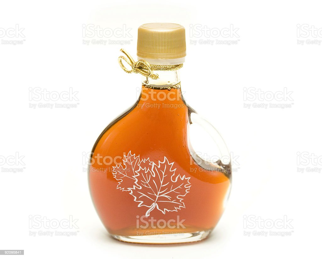 Maple Syrup royalty-free stock photo