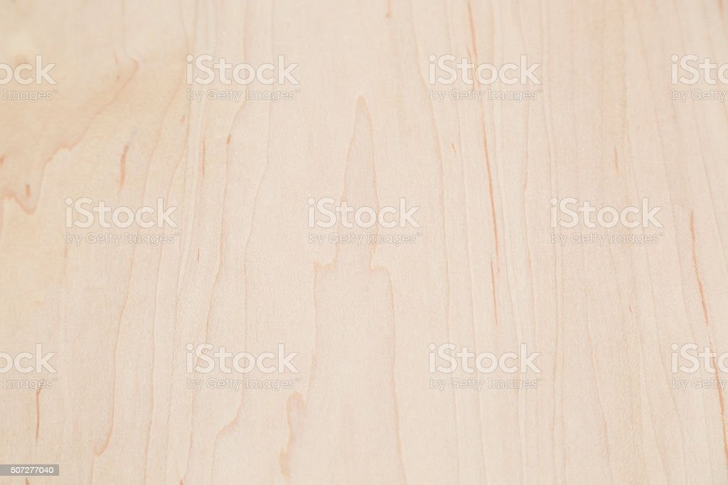 Maple Wood Grain stock photo