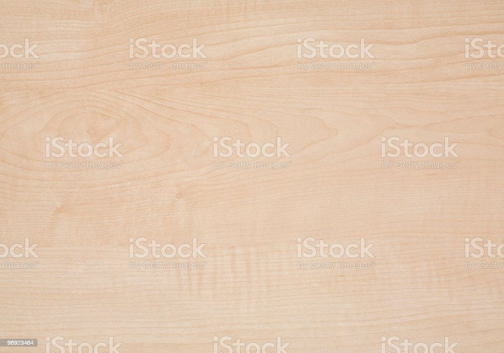 Maple woodgrain texture stock photo