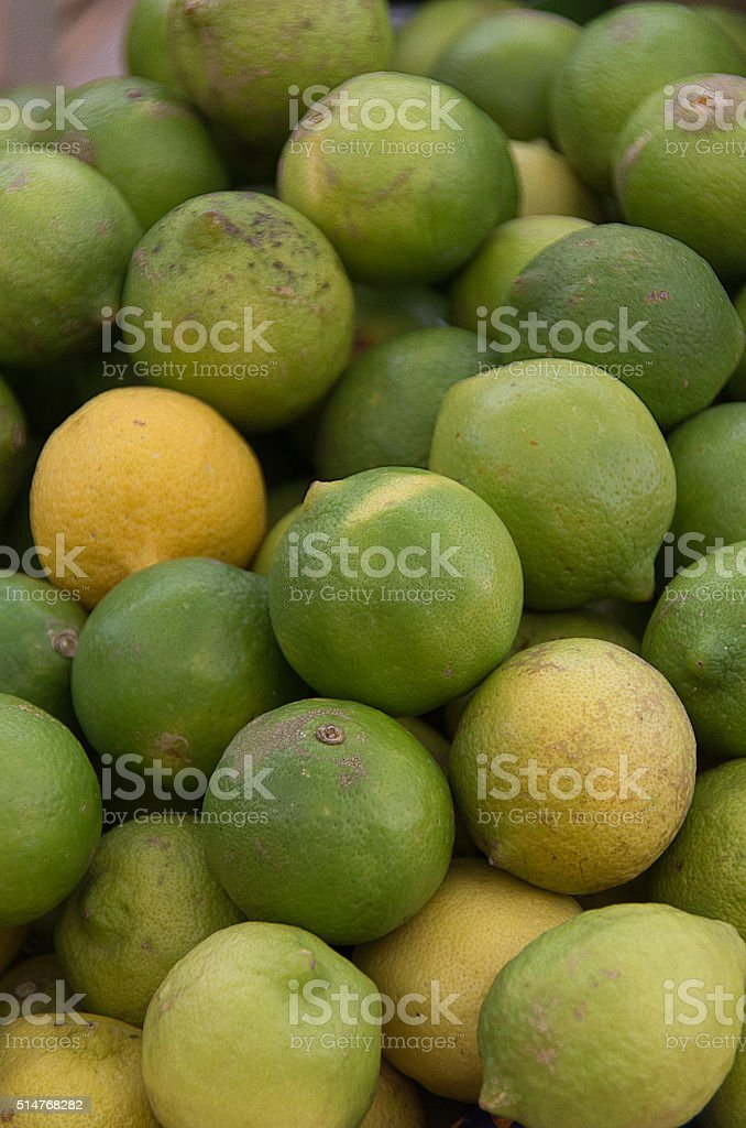 'mapo' is a hybrid citrus between tangerine and grapefruit. stock photo