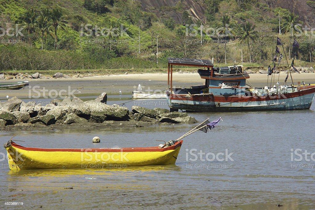 Mar? Baixa royalty-free stock photo