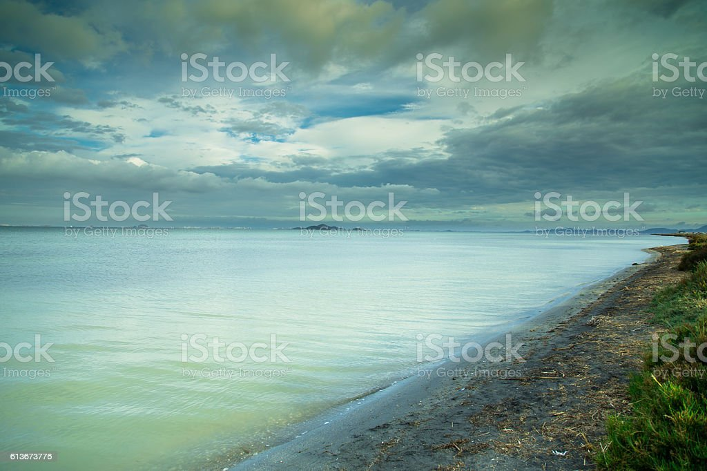 Mar Menor, Marcia, Spain stock photo