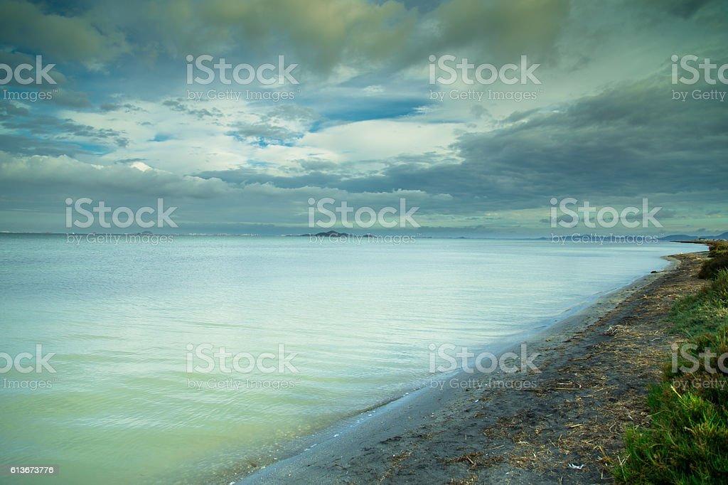 Mar Menor, Marcia, Spain stock photo