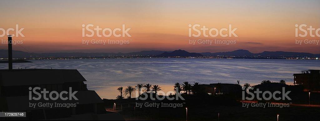 Mar Menor, Murcia royalty-free stock photo