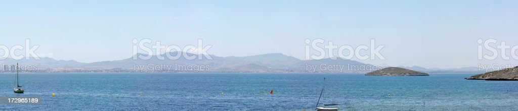 Mar Menor (XXL) stock photo