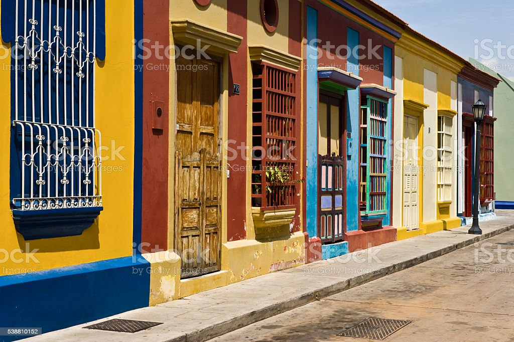 Maracaibo stock photo