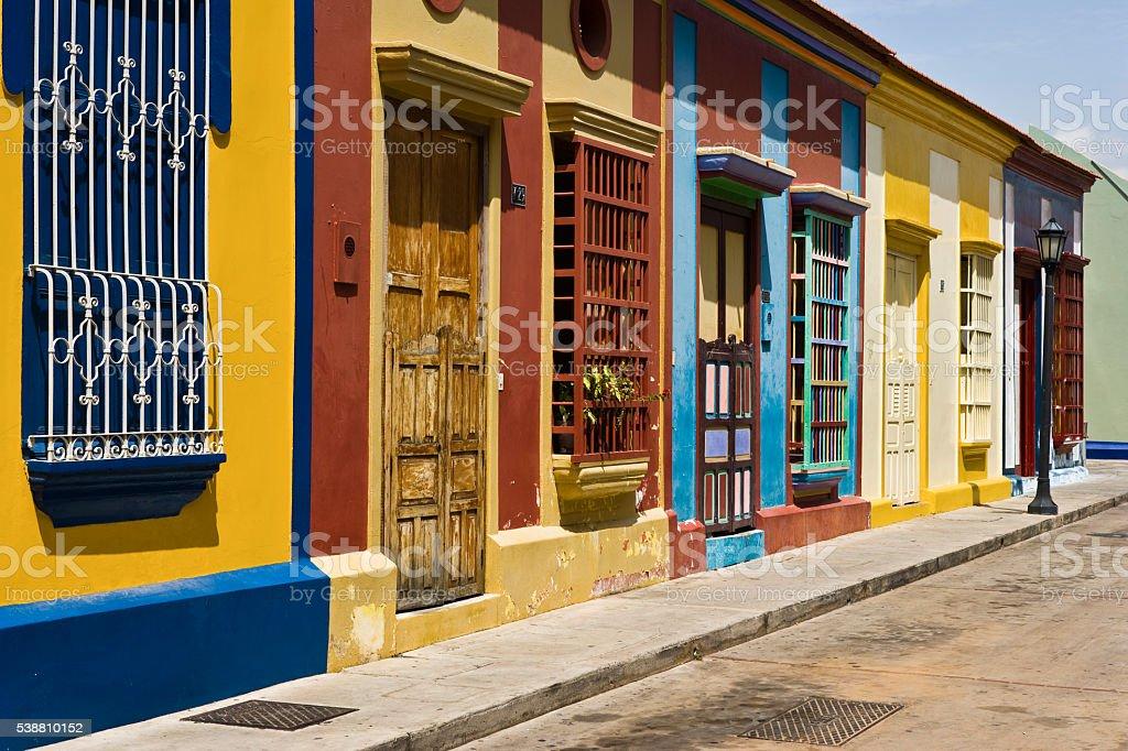 Maracaibo stock photo