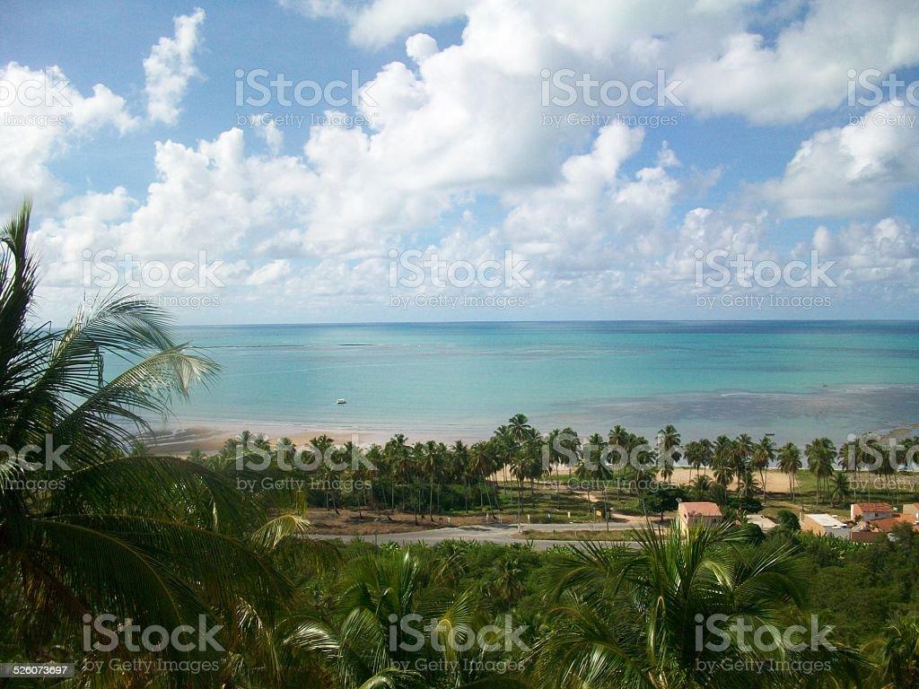 Maragogi, Alagoas, Brasil foto de stock libre de derechos