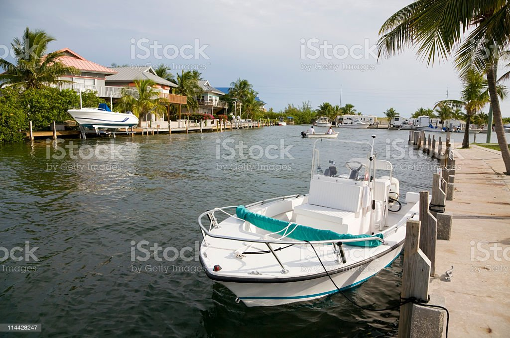 Marathon key stock photo