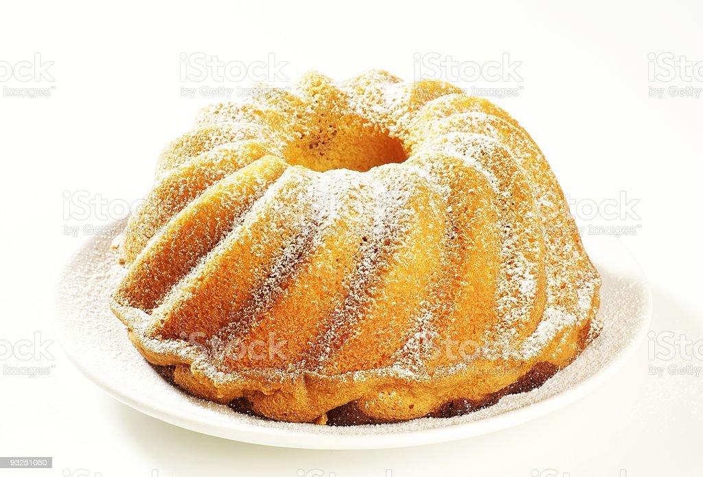 Мраморный торт Стоковые фото Стоковая фотография