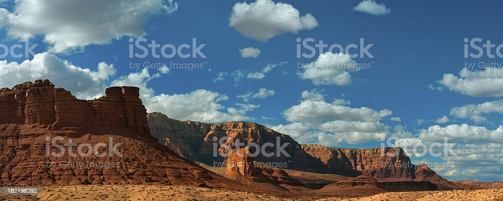 Marble Canyon royalty-free stock photo