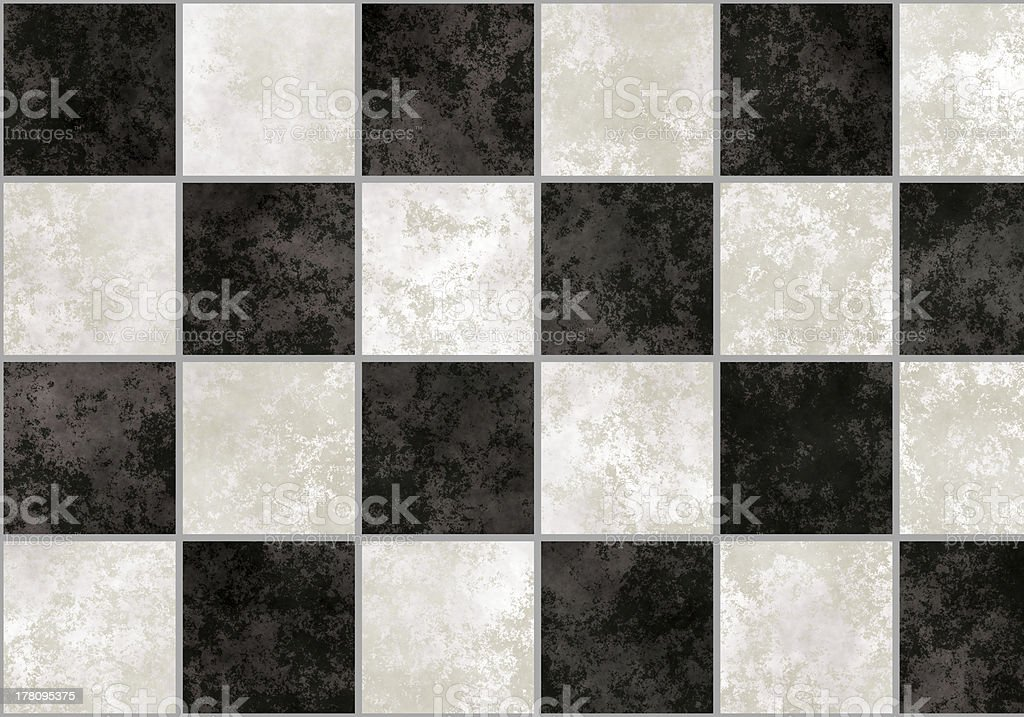 Marble chess board royalty-free stock photo