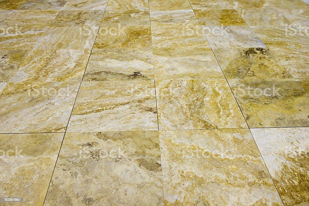 Marble Floors royalty-free stock photo