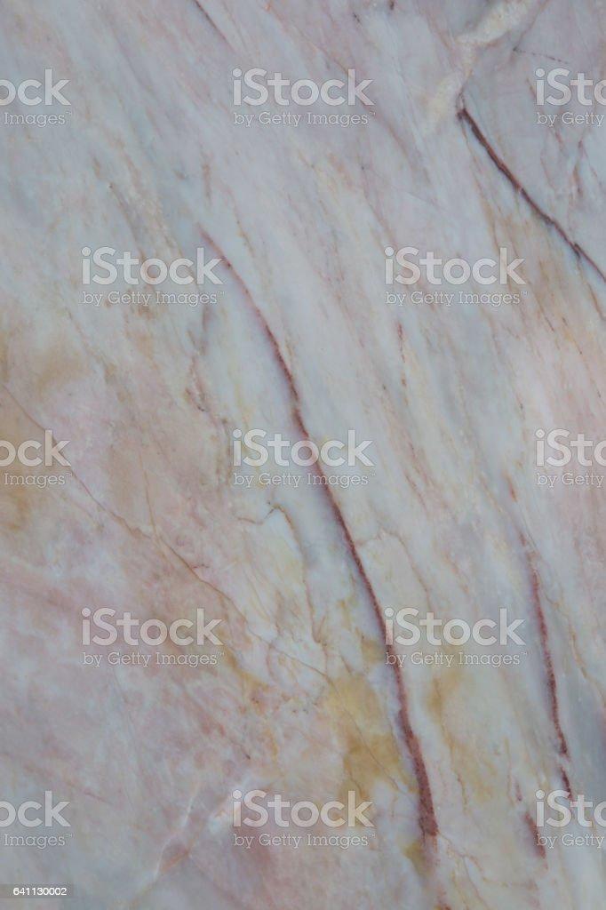 Marble is hard crystalline metamorphic form of limestone. stock photo