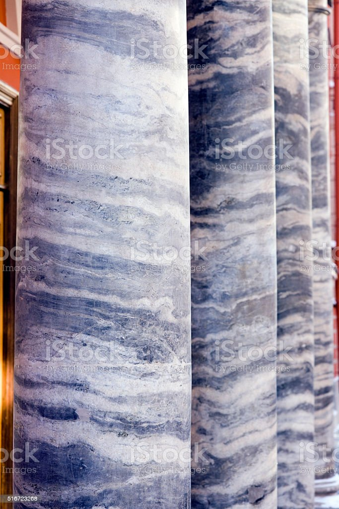 Marble Sea stock photo