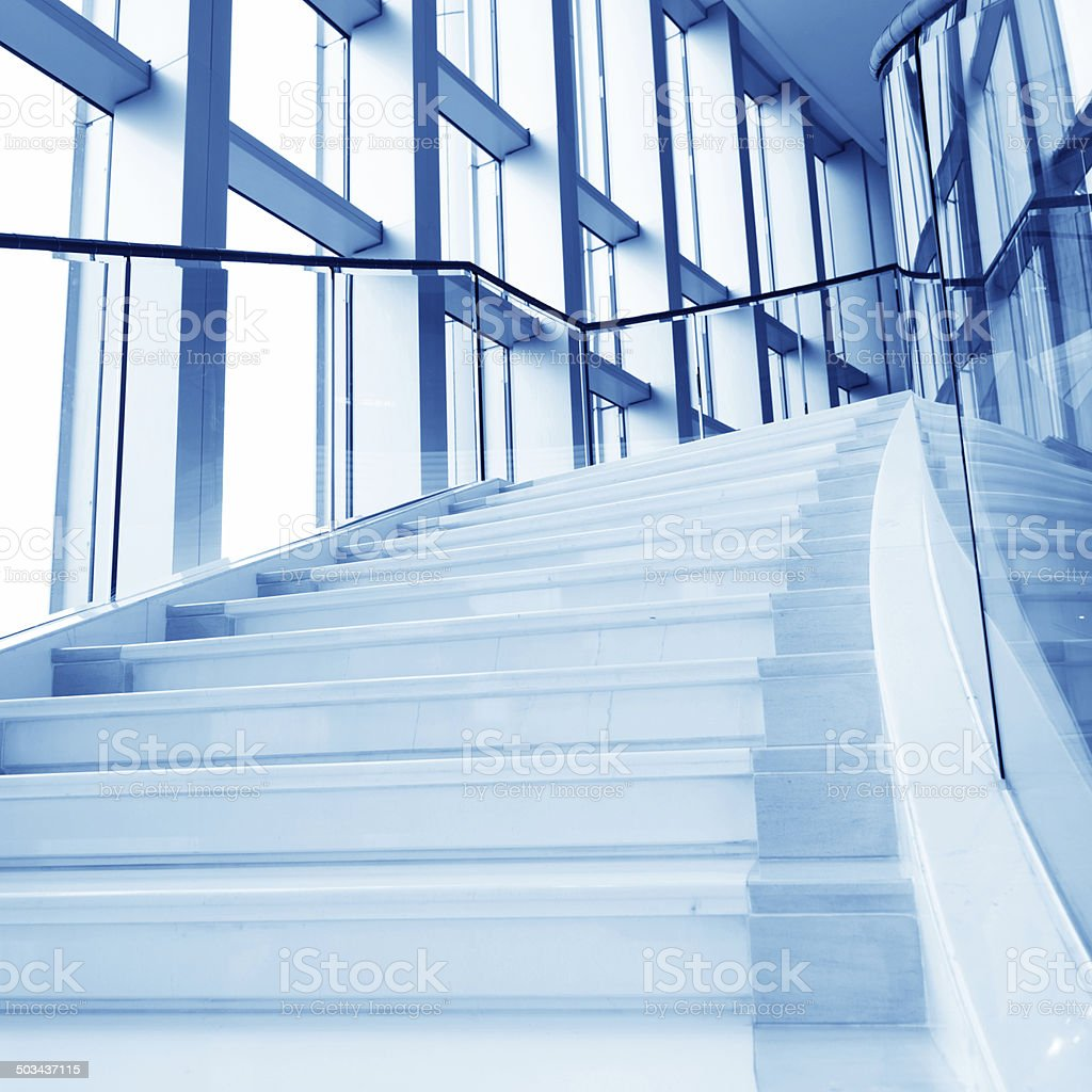 marble stairs royalty-free stock photo