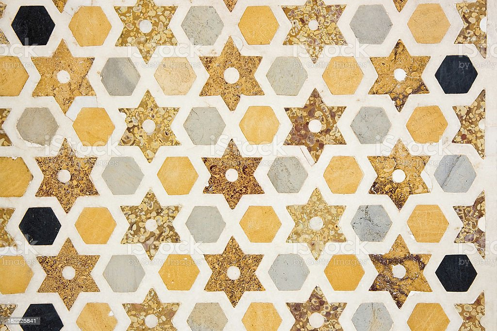 marble star background for Christmas royalty-free stock photo