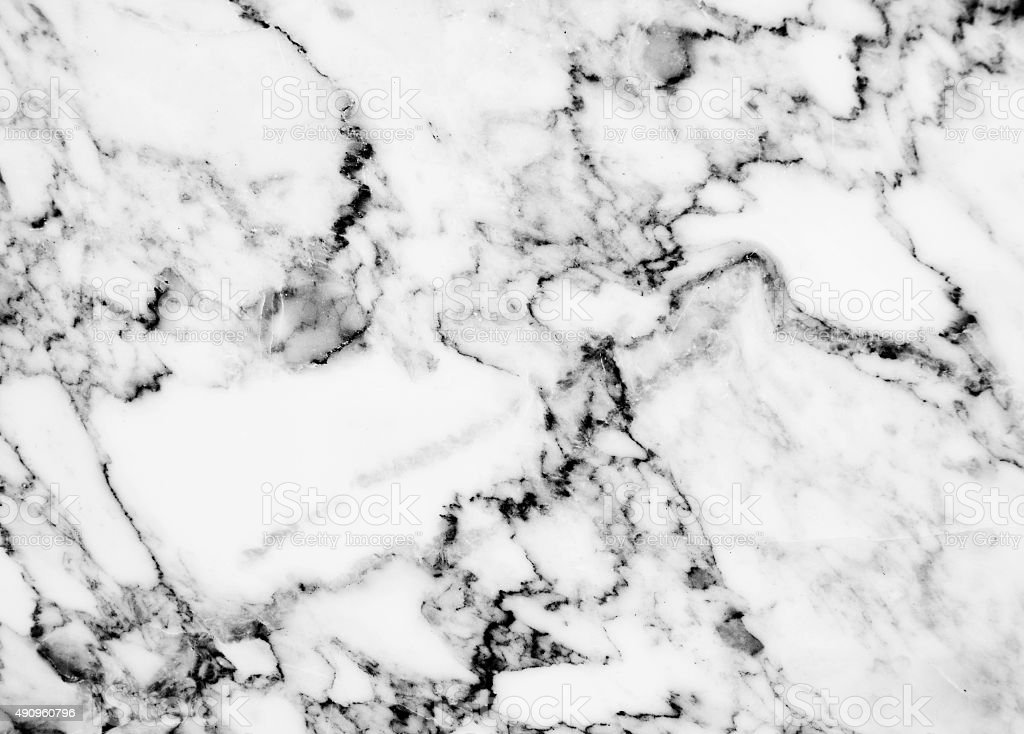 Marble texture background stock photo 490960796 istock for White and black marble