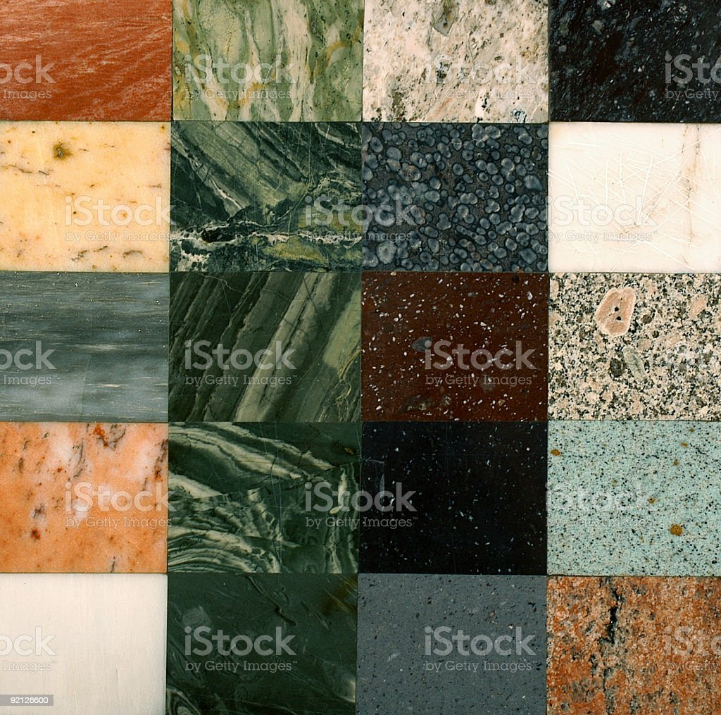marble tile royalty-free stock photo