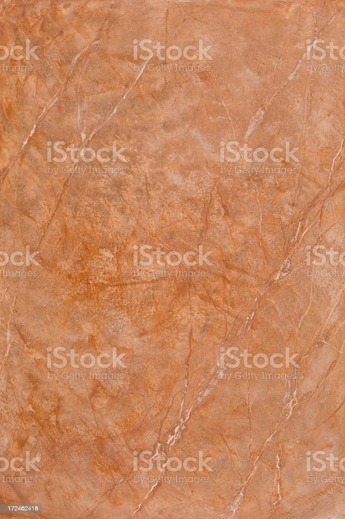 Marble-Imitation in lime plaster (spatula stucco) stock photo