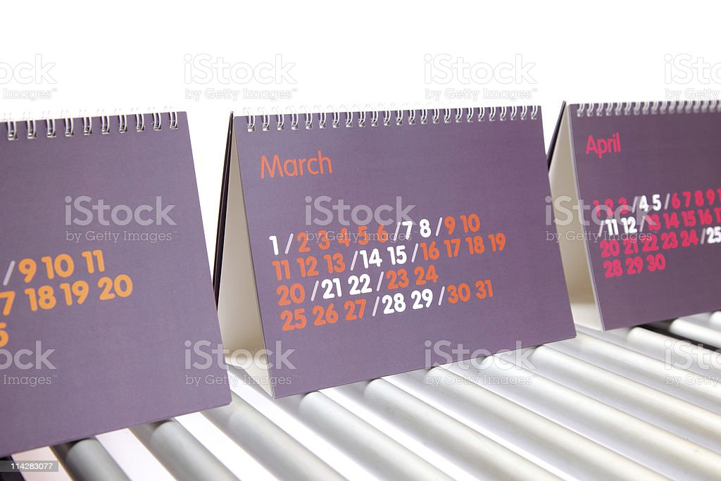 March... royalty-free stock photo