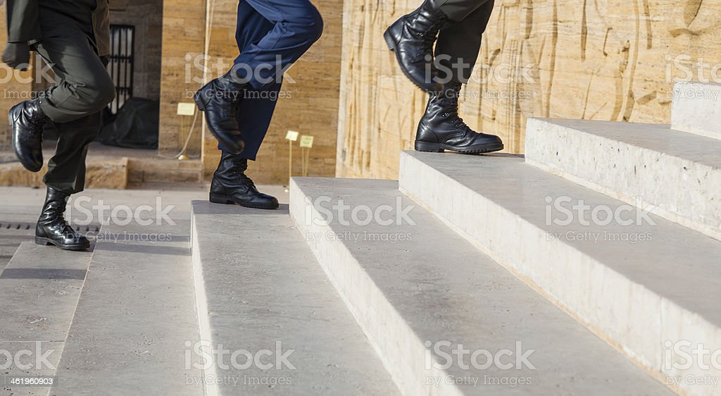 march stock photo