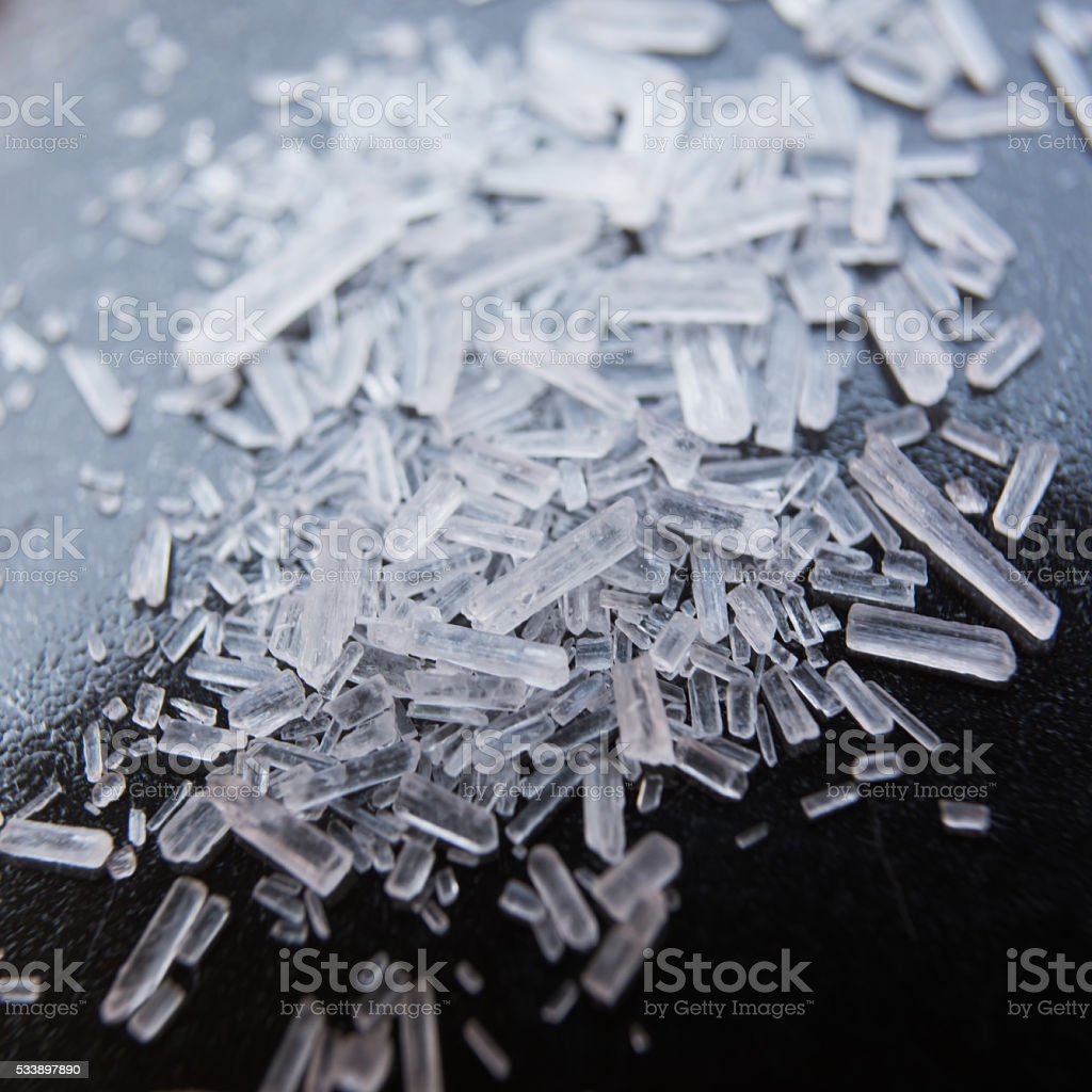 marco monosodium glutamate (MSG) background stock photo