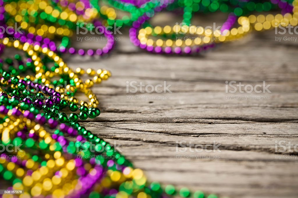 Mardi Gras Background stock photo