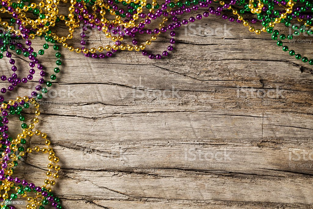 Mardi Gras Background stock photo