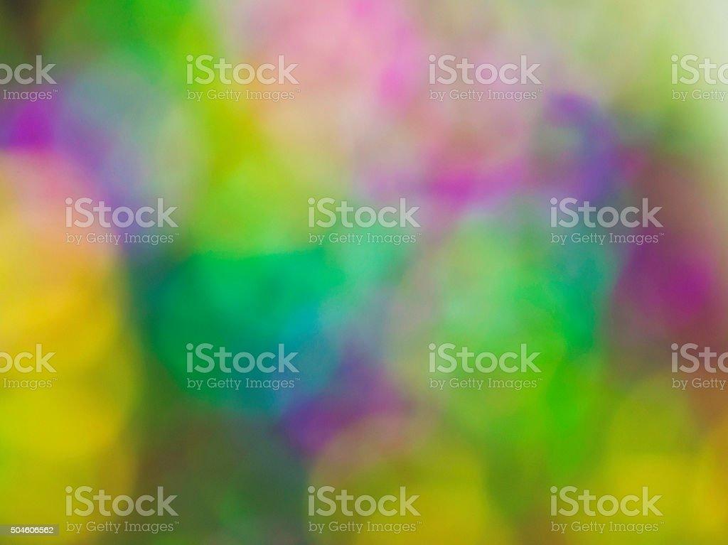 Mardi Gras bokeh background stock photo