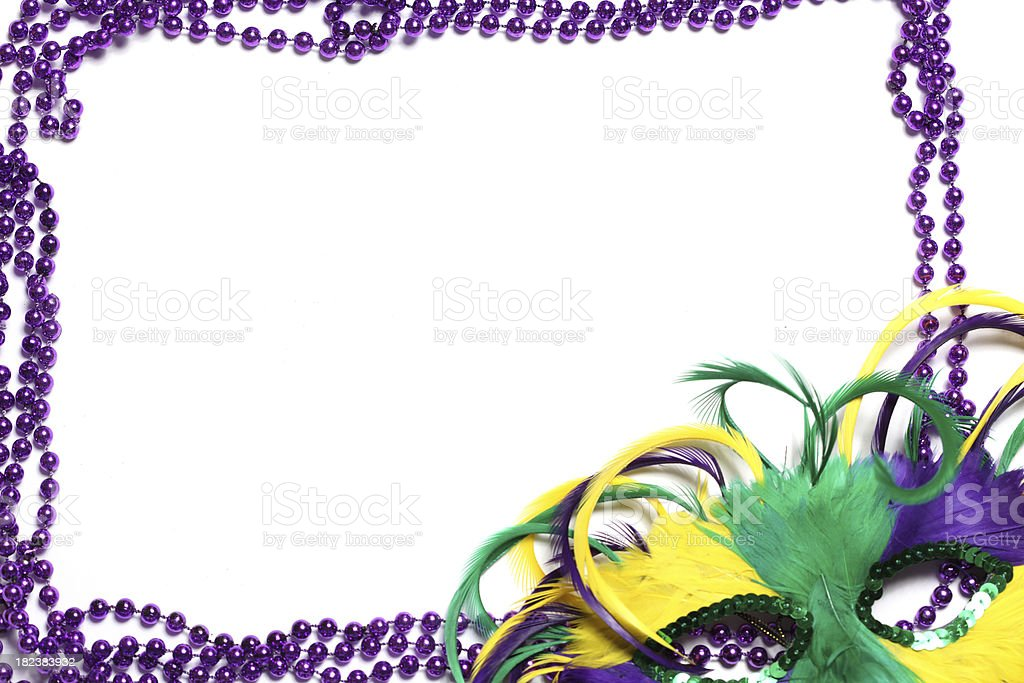 Mardi Gras Border Pictures, Images And Stock Photos IStock - 1024x683 ...