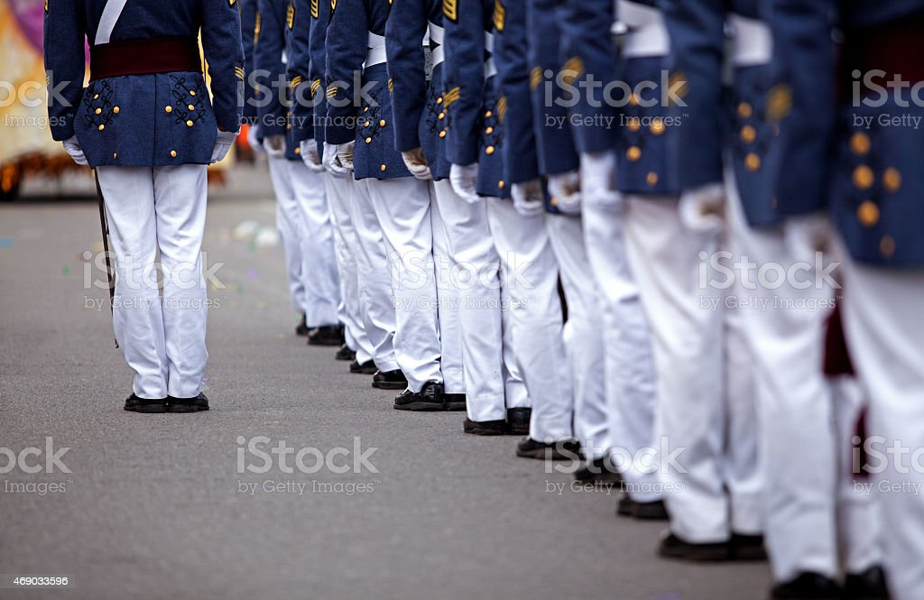 Mardi Gras Festival stock photo