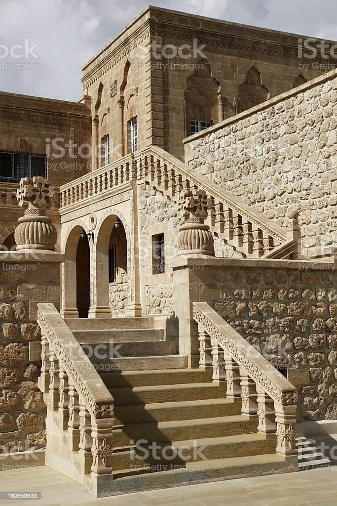 Mardin stock photo