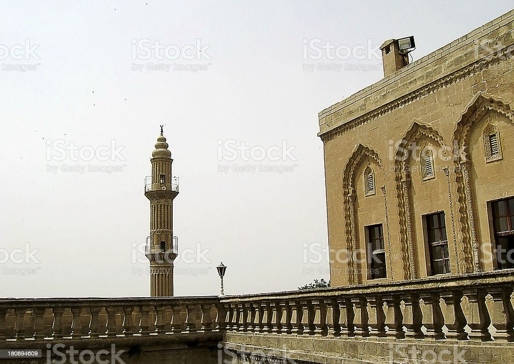 Mardin, Turkey royalty-free stock photo
