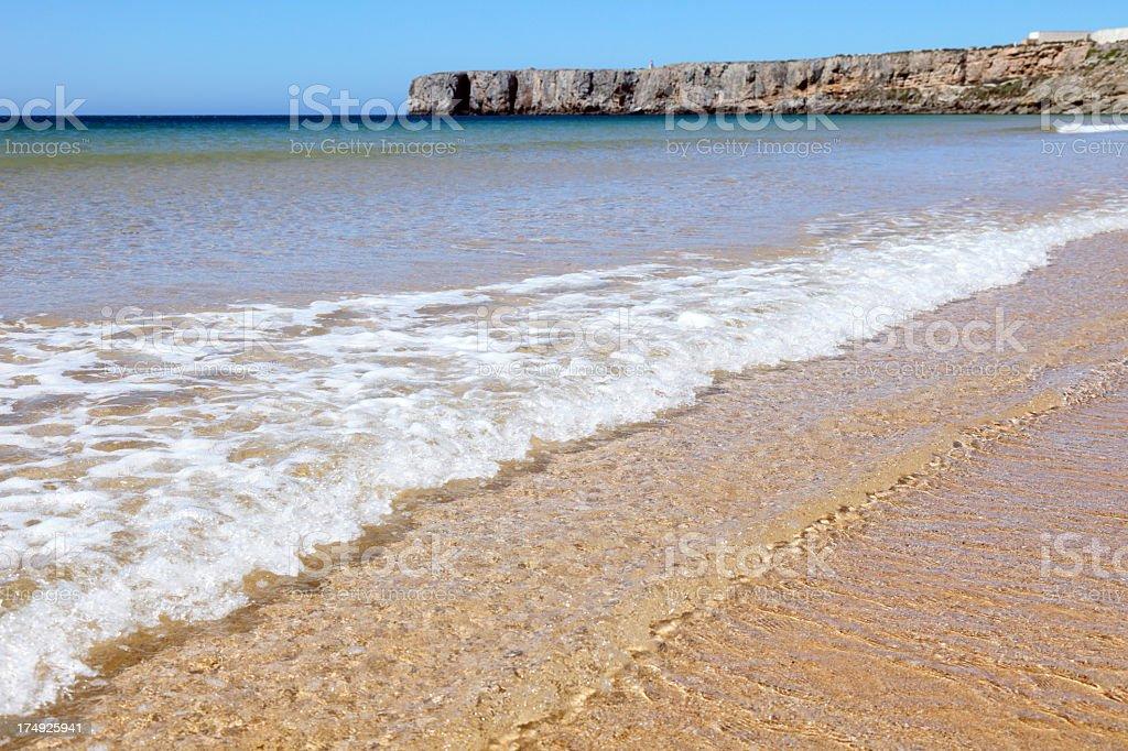 Mareta beach royalty-free stock photo