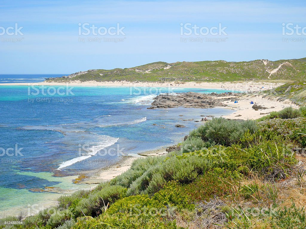 Margaret River, Western Australia stock photo
