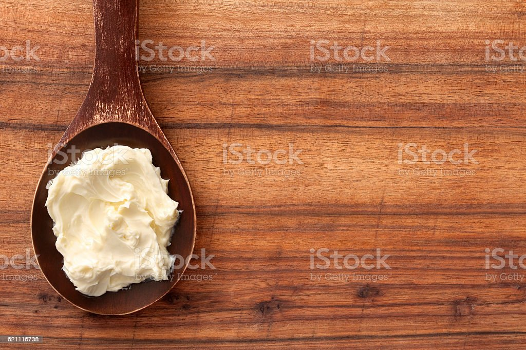 Margarine stock photo