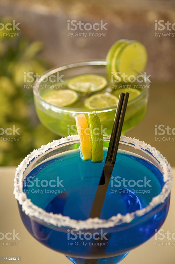 Margarita, Alcohol, Beverage, Drink, Party, Close Up royalty-free stock photo