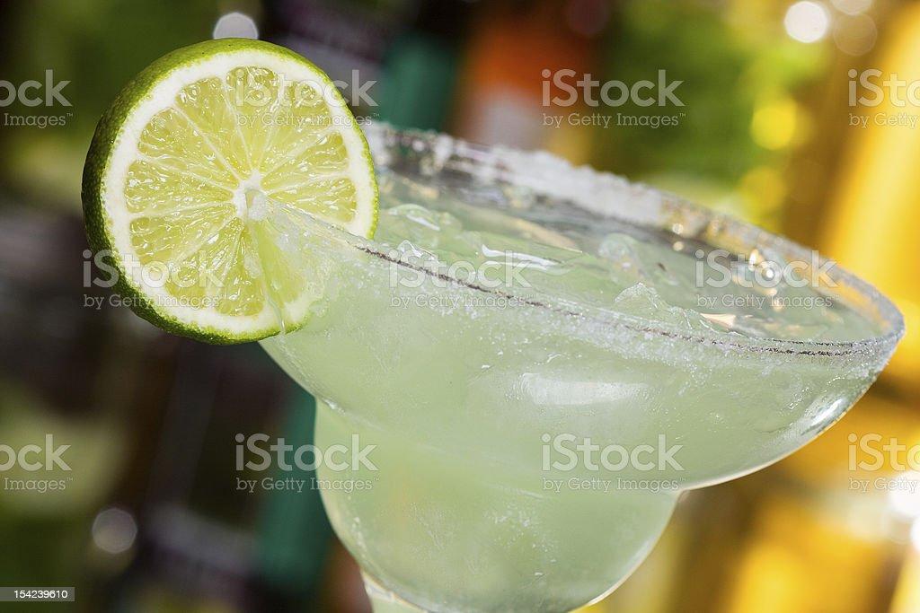 margarita cocktail stock photo