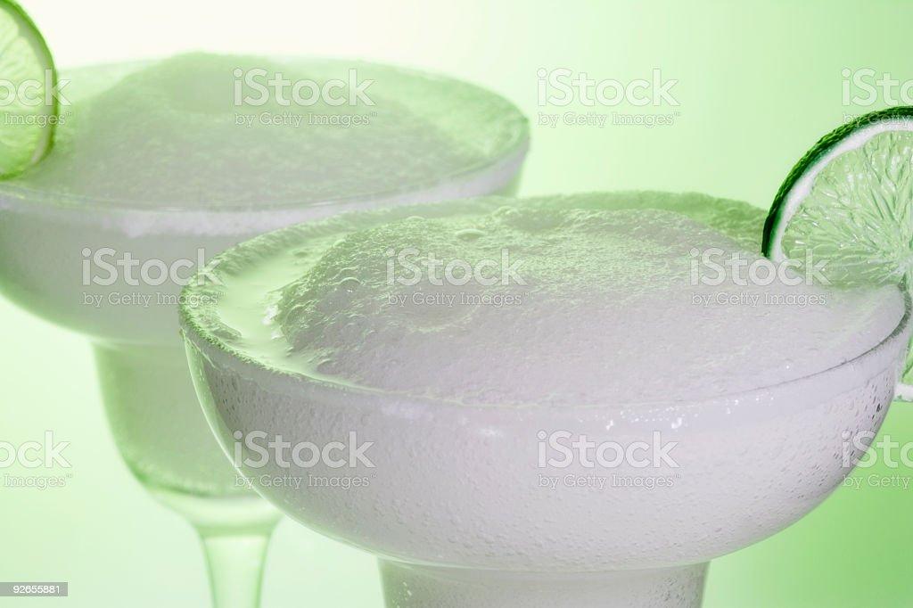 Margarita Drinks stock photo